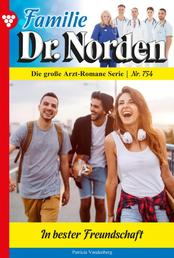Familie Dr. Norden 754 – Arztroman - In bester Freundschaft