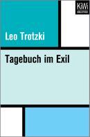 Leo Trotzki: Tagebuch im Exil