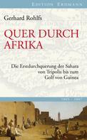 Gerhard Rohlfs: Quer durch Afrika ★★