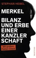 Stephan Hebel: Merkel ★★★★