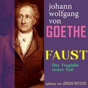 Johann Wolfgang von Goethe: Faust. Der Tragödie erster Teil - Ungekürzte Fassung