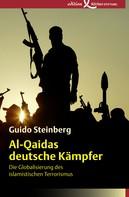 Guido Steinberg: Al-Qaidas deutsche Kämpfer