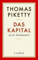 Thomas Piketty: Das Kapital im 21. Jahrhundert ★★★★