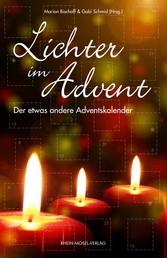 Lichter im Advent - Der etwas andere Adventskalender