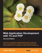 Jeffrey Winesett: Web Application Development with Yii and PHP