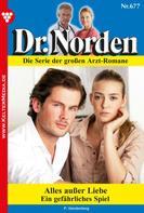 Patricia Vandenberg: Dr. Norden 677 – Arztroman ★★★