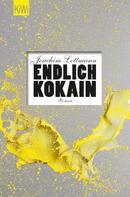 Joachim Lottmann: Endlich Kokain ★★★★