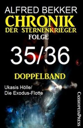 Folge 35/36 - Chronik der Sternenkrieger Doppelband