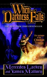 When Darkness Falls - The Obsidian Trilogy, Book 3