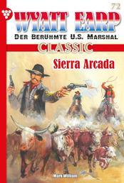 Wyatt Earp Classic 72 – Western - Sierra Arcada