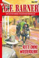 G. F. Barner: G.F. Barner 117 – Western ★★★★★