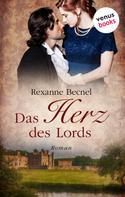 Rexanne Becnel: Das Herz des Lords ★★★★