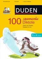 Sandra Schauer: 100 spannende Diktate 2. bis 4. Klasse ★★★★★