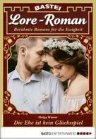 Helga Winter: Lore-Roman 75 - Liebesroman