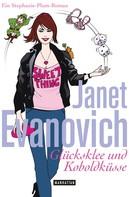 Janet Evanovich: Glücksklee und Koboldküsse ★★★★