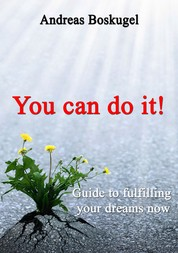 You can do it! - Guide to fullfilling your dreams now
