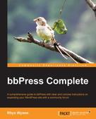 Rhys Wynne: bbPress Complete