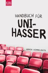 Handbuch für Unihasser