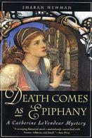 Sharan Newman: Death Comes As Epiphany ★★★★★