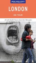 POLYGLOTT on tour Reiseführer London - Ebook