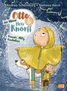 Andrea Schomburg: Otto und der kleine Herr Knorff - Donner, Blitz, Knobelius ★★★★