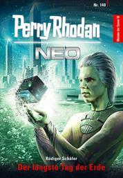 Perry Rhodan Neo 140: Der längste Tag der Erde - Staffel: Meister der Sonne 10 von 10