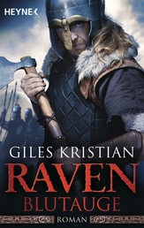 Raven - Blutauge - Roman