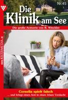 Britta Winckler: Die Klinik am See 45 – Arztroman