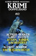 Alfred Bekker: Krimi Doppelband #12