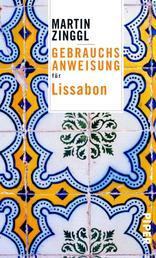 Gebrauchsanweisung für Lissabon