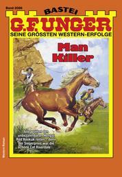 G. F. Unger 2086 - Western - Man Killer