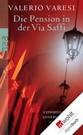 Valerio Varesi: Die Pension in der Via Saffi ★★★★