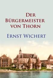 Der Bürgermeister von Thorn - Historischer Roman