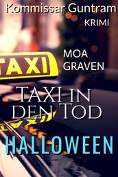 Kommissar Guntram Ostfrieslandkrimis - Sammelband 5 - Taxi in den Tod - Halloween