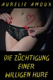 Die Züchtigung einer willigen Hure - Erotische Erzählung