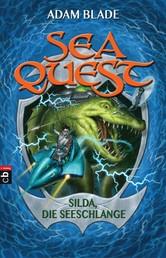Sea Quest - Silda, die Seeschlange - Band 2