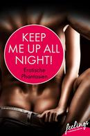 Leya Cornell: Keep me up all night! ★★★