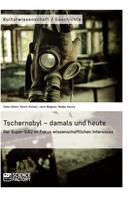 Seda Demir: Tschernobyl – damals und heute ★★★