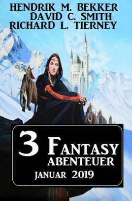 3 Fantasy Abenteuer Januar 2019