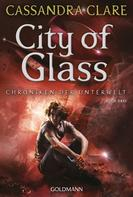 Cassandra Clare: City of Glass ★★★★★