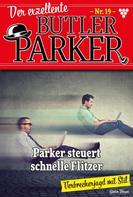Günter Dönges: Der exzellente Butler Parker 19 – Kriminalroman ★★★★