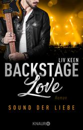 Backstage Love – Sound der Liebe - Roman