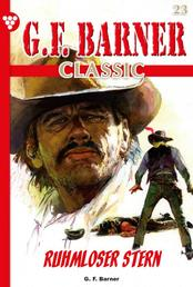 G.F. Barner Classic 23 – Western - Ruhmloser Stern