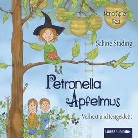 Petronella Apfelmus, Teil 1: Verhext und festgeklebt