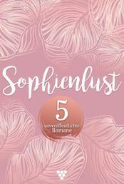 Sophienlust 1 – Familienroman - 5 unveröffentlichte Romane