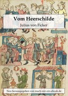 Julius Ficker: Vom Heerschilde