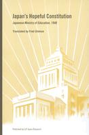 Fred Uleman: Japan's Hopeful Constitution