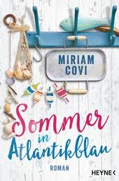 Sommer in Atlantikblau - Roman