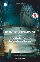 Wiliam Krings / Band 1 - und das Geheimnis des goldenen Buches