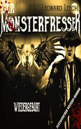 Wiedergeburt - (Leonard Leech - Der Monsterfresser 1)